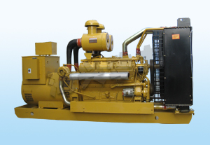 400KW上柴配海兴发电机组