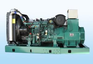 200KW沃尔沃发电机组